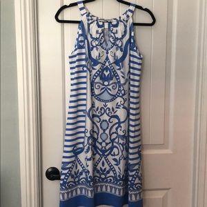 Barbra Gerwit Engineered knit dress